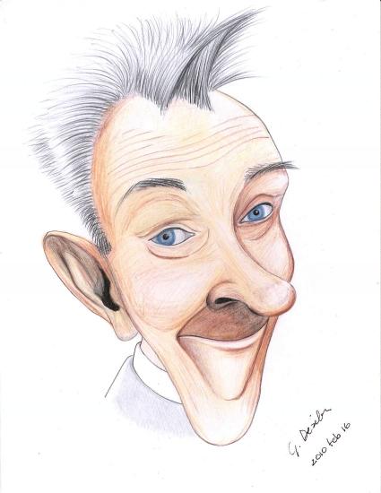 Stan Laurel by ash